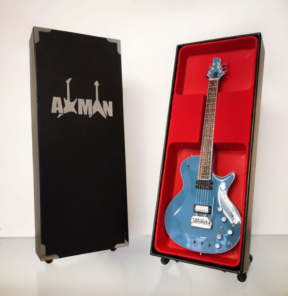(King Crimson) Robert Fripp: Signature Guitar Stealth Model - Miniature Guitar Re